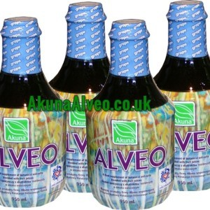 Alveo Grape 4 Bottles